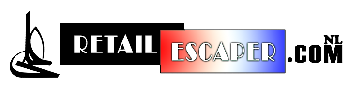RetailEscaper NL - Cashbacks, flinke kortingen, promo codes en meer Logo